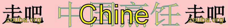 Bannière de cuisine chinoise sur www.zouba.org