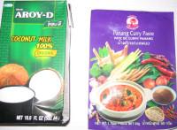 Cuisiner le curry Panag sur www.zouba.org